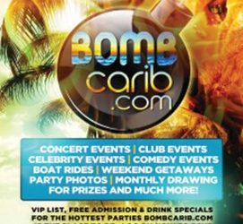 Bomb Carib Launch