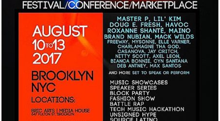 4th Annual SOURCE360 Festival & Conference @ Downtown Brooklyn August 10-13, 2017