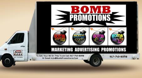 Bomb Promotions LED Digital Mobile Billboards Trucks
