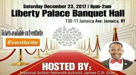 Caribbean Gala Give Back& Fashion Show @ Liberty Palace Saturday December 23, 2017