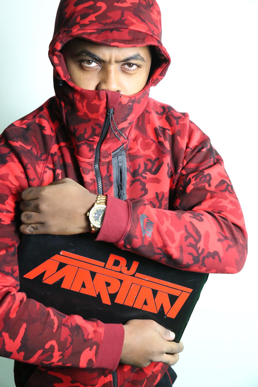 dj martian medium