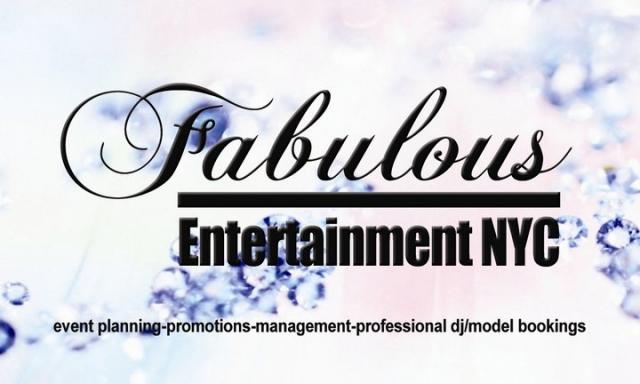 fabulous entertainment nyc