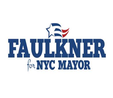 faulkner for mayor logo