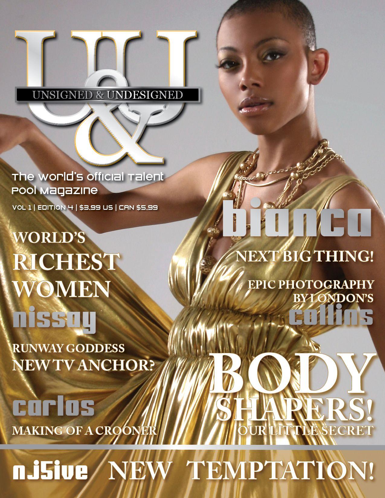 uandumagazine cover