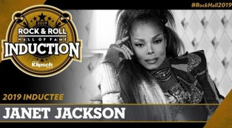 Thank You For Voting Janet Jackson Is Officially A 2019 Rock & Roll Hall Of Fame Inductee